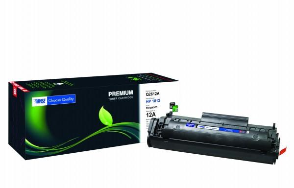 MSE Premium Toner für HP LaserJet 1010 XXL - kompatibel mit Q2612A-XXL