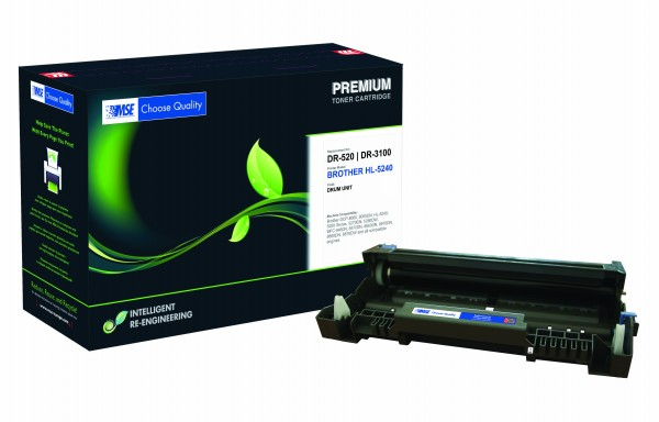 MSE Premium Trommeleinheit (Drum) für Brother HL-5240/5240/5250/5270/5280 Drum - kompatibel mit DR31