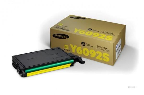 Original Toner Samsung SU559A / CLT-Y6092S/ELS