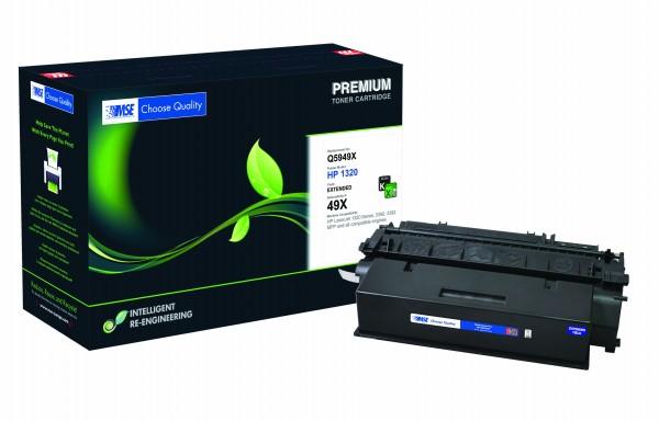 MSE Premium Toner für HP LaserJet 1320 XXL - kompatibel mit Q5949X-XXL