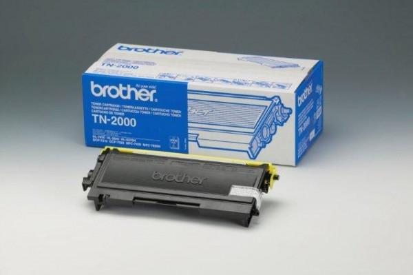 Original Toner Brother TN2000