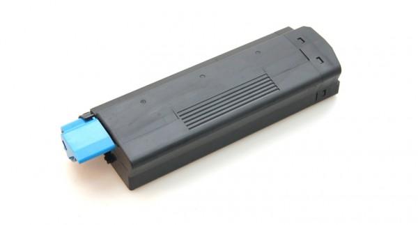 MSE Premium Farb-Toner für Oki C5100/C5200/C5300/C5400 Cyan - kompatibel mit 42127407