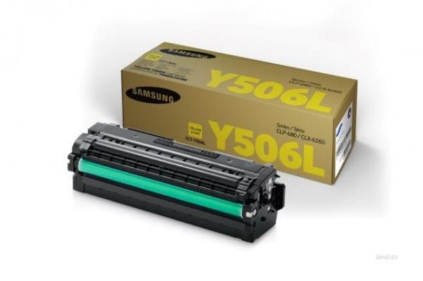 Original Toner Samsung SU515A / CLT-Y506L/ELS