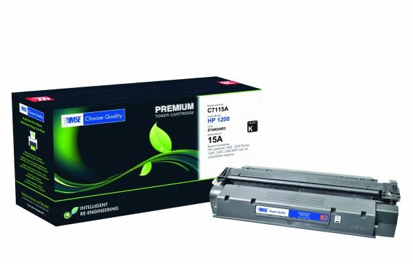 MSE Premium Toner für HP LaserJet 1200 (15A) - kompatibel mit C7115A