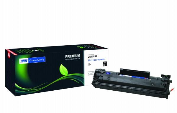 MSE Premium Toner für HP LaserJet P1606 XXL - kompatibel mit CE278A-XXL