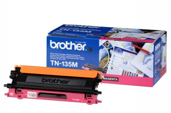 Original Toner Brother TN135M