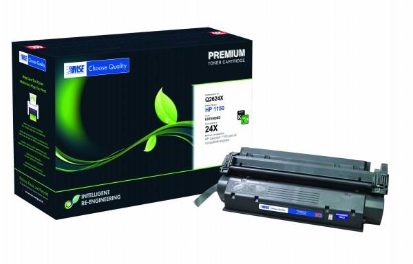 MSE Premium Toner für HP LaserJet 1150 XXL - kompatibel mit Q2624A-XXL
