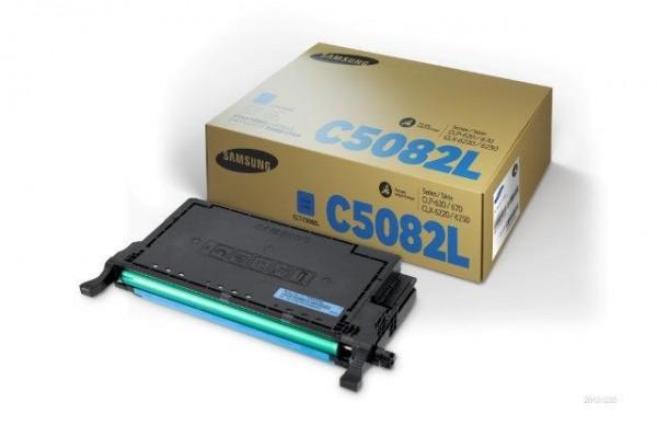 Original Toner Samsung SU055A / CLT-C5082L/ELS