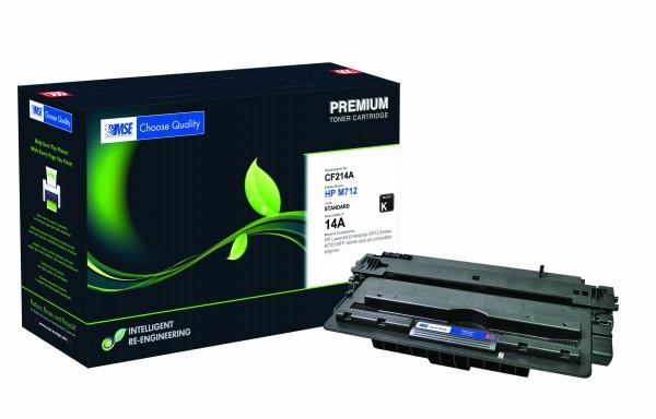 MSE Premium Toner für HP LaserJet M712 (14A) - kompatibel mit CF214A
