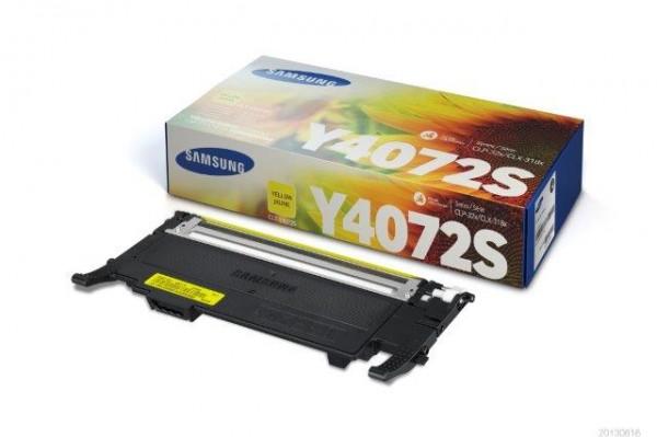 Original Toner Samsung SU472A / CLT-Y4072S/ELS