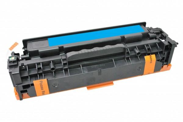 MSE Premium Farb-Toner für HP LJ Pro 400 M451 Cyan XXL - kompatibel mit CE411A-XXL