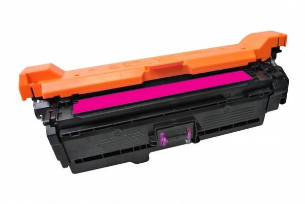 MSE Premium Farb-Toner für HP Color LaserJet CP3525 (504A) Magenta - kompatibel mit CE253A