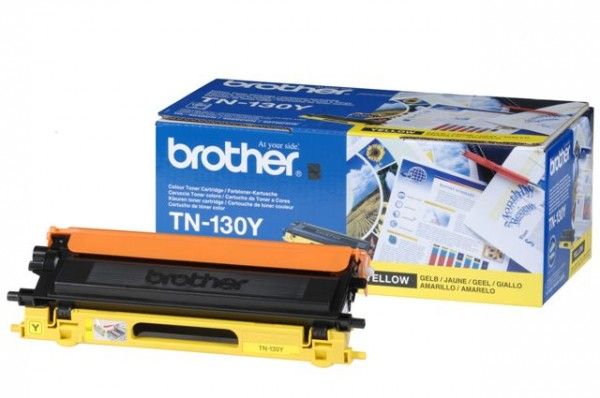 Original Toner Brother TN130Y