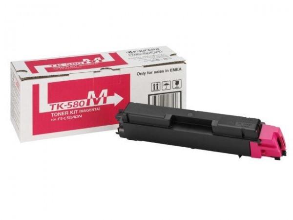 Original Toner Kyocera 1T02KTBNL0 / TK-580M