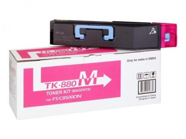 Original Toner Kyocera 1T02KABNL0 / TK-880M