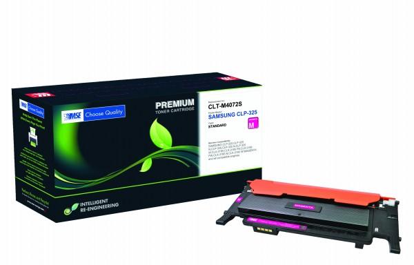 MSE Premium Farb-Toner für Samsung CLP-325 Magenta - kompatibel mit CLT-M4072S/ELS