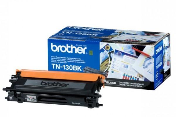 Original Toner Brother TN130BK