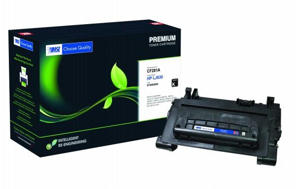 MSE Premium Toner für HP LaserJet M630 (81A) - kompatibel mit CF281A