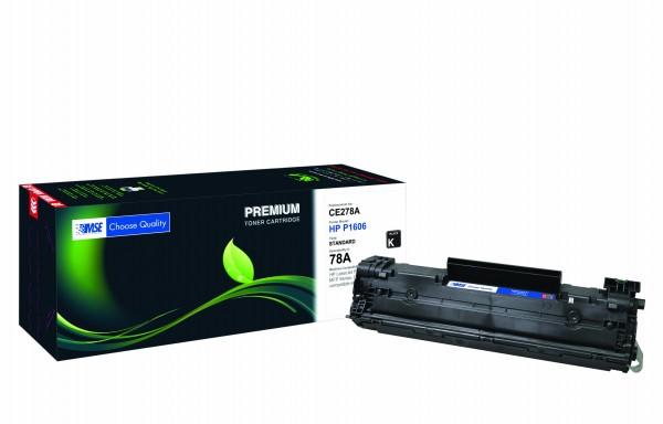 MSE Premium Toner für HP LaserJet P1606 (78A) - kompatibel mit CE278A