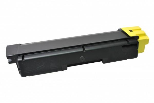 MSE Premium Farb-Toner für Kyocera FS-2026/2126/2526/5250 Yellow XXL - kompatibel mit TK-590Y-XXL