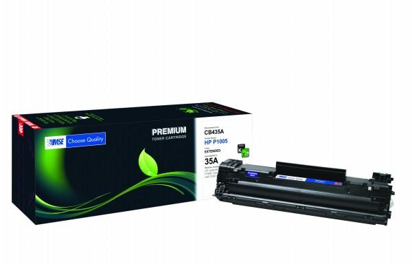 MSE Premium Toner für HP LaserJet P1005/P1006 XXL - kompatibel mit CB435A-XXL