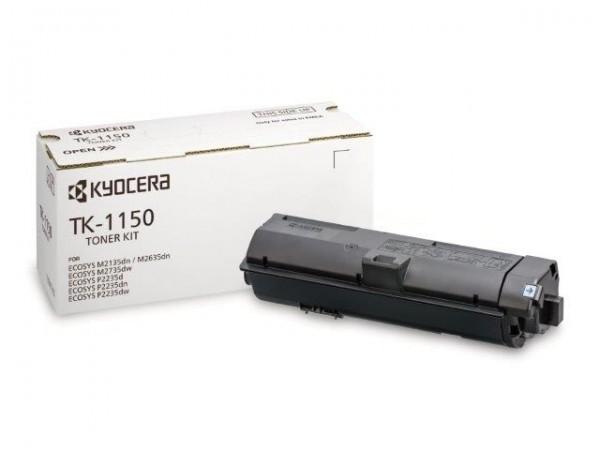 Original Toner Kyocera 1T02RV0NL0 / TK-1150
