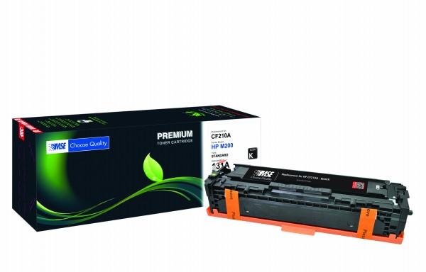 MSE Premium Farb-Toner für HP Color LaserJet M251 (131A) Black - kompatibel mit CF210A