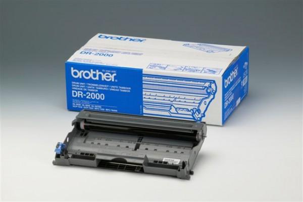 Original Toner Brother DR2000