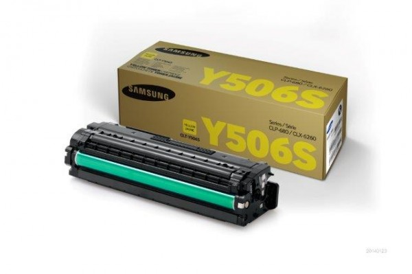 Original Toner Samsung SU524A / CLT-Y506S/ELS