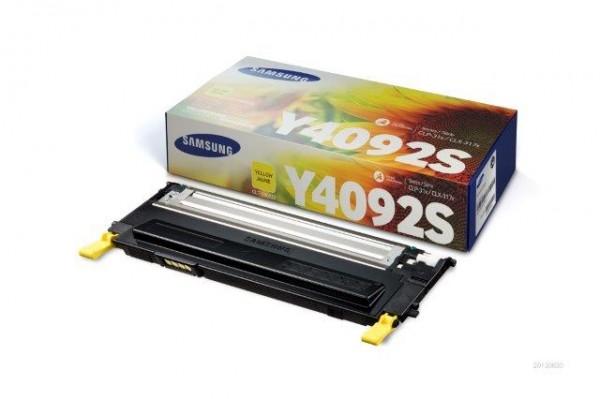 Original Toner Samsung SU482A / CLT-Y4092S/ELS