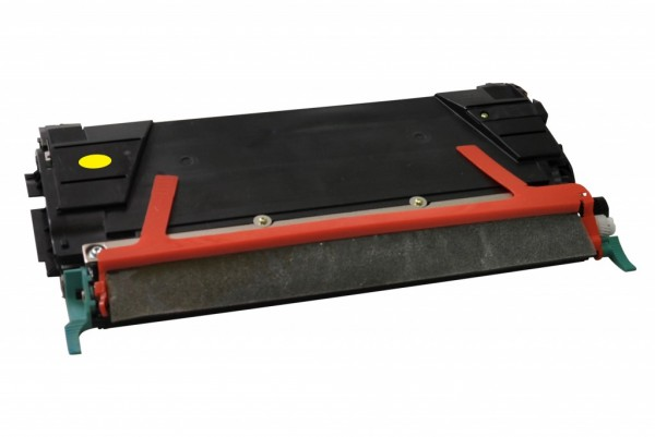 MSE Premium Farb-Toner für Lexmark C734 Yellow - kompatibel mit C734A2YG