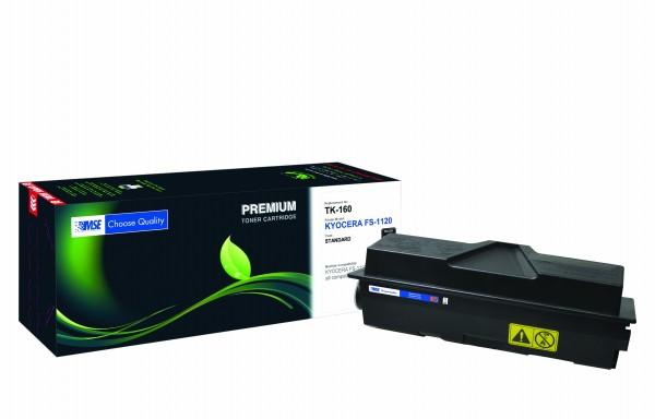 MSE Premium Toner für Kyocera FS-1120 - kompatibel mit TK-160