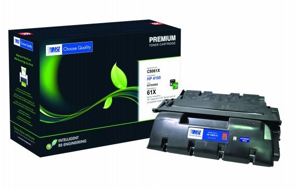 MSE Premium Toner für HP LaserJet 4100 XXL - kompatibel mit C8061X-XXL