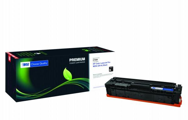 MSE Premium Farb-Toner für HP Color LaserJet Pro M252 (201A) Black - kompatibel mit CF400A