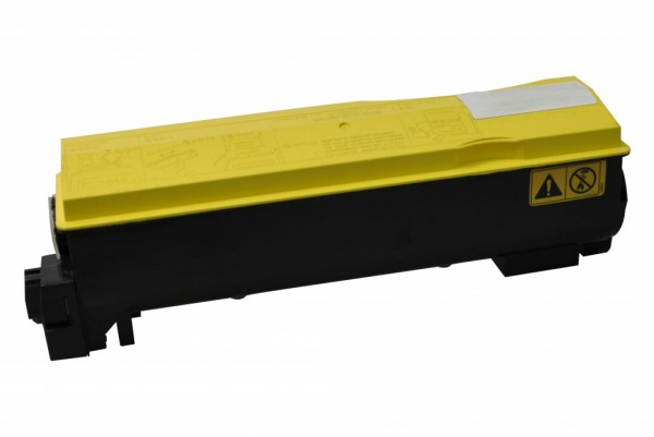 MSE Premium Farb-Toner für Kyocera FS-C5400 Yellow - kompatibel mit TK-570Y