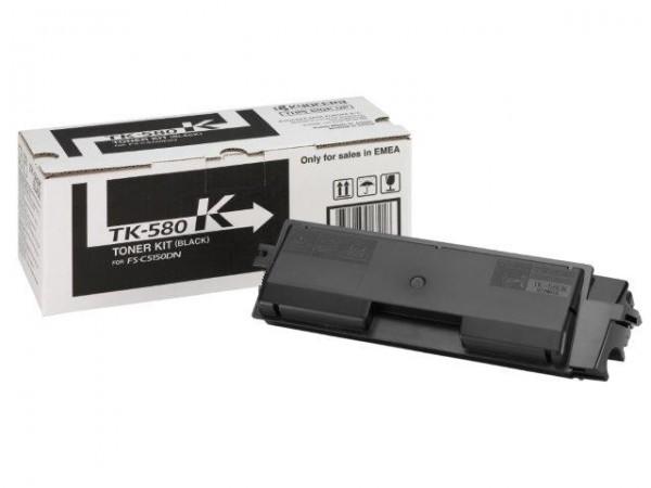 Original Toner Kyocera 1T02KT0NL0 / TK-580K