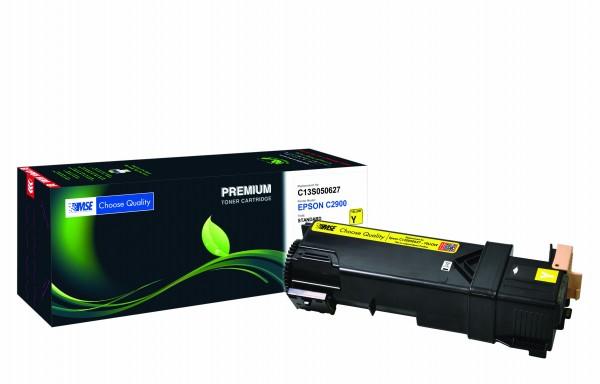MSE Premium Farb-Toner für Epson Aculaser C2900/29X Yellow - kompatibel mit C13S050627