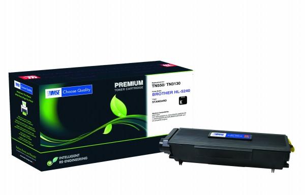 MSE Premium Toner für Brother HL-5240/5240/5250/5270/5280 - kompatibel mit TN3130