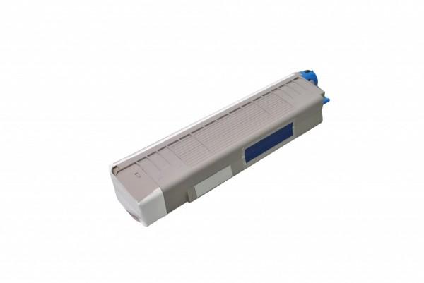 MSE Premium Farb-Toner für Oki C801/C821 Cyan - kompatibel mit 44643003