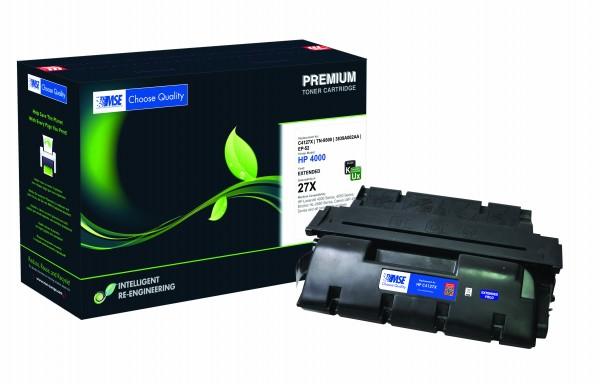 MSE Premium Toner für HP LaserJet 4000 XXL - kompatibel mit C4127X-XXL