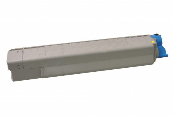 MSE Premium Farb-Toner für Oki MC861 Yellow High Yield - kompatibel mit 44059253