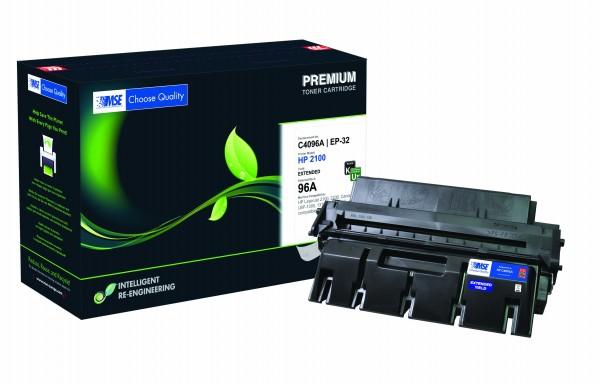 MSE Premium Toner für HP LaserJet 2100 XXL - kompatibel mit C4096A-XXL