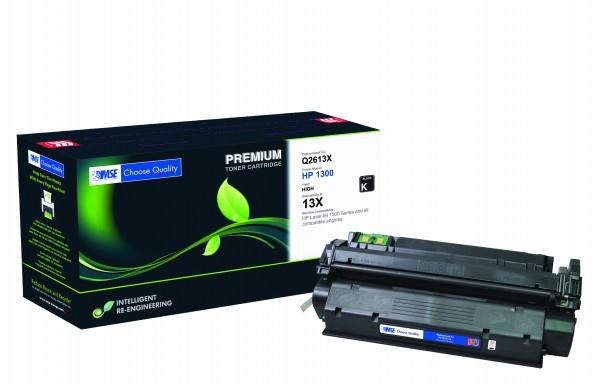 MSE Premium Toner für HP LaserJet 1300 (13X) High Yield - kompatibel mit Q2613X