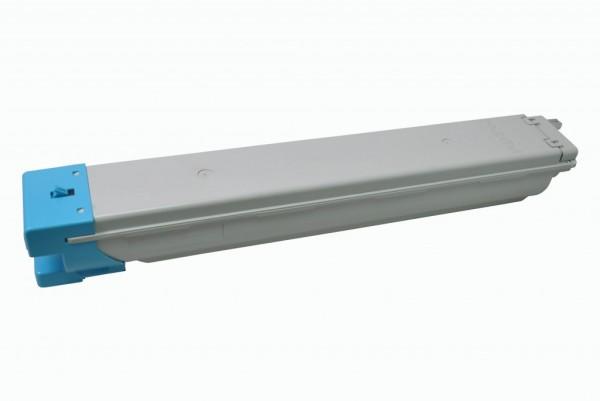 MSE Premium Farb-Toner für Samsung CLX-9201 Cyan - kompatibel mit CLT-C809S/ELS