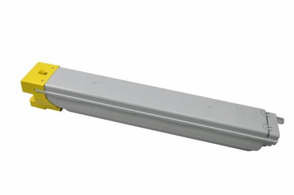 MSE Premium Farb-Toner für Samsung MultiXpress X4220R/X4250/X4300 Yellow - kompatibel mit CLT-Y808S/
