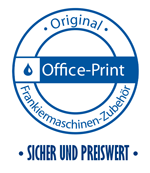 Original Office-Print Frankiermaschinen-Zubehör