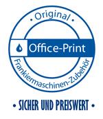 Original Office-Print Frankiermaschinen-Zubehör