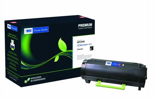 MSE Premium Toner für Lexmark MX510 High Yield - kompatibel mit 60F2H00