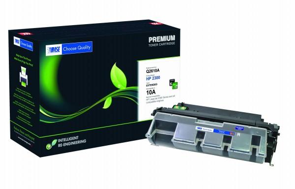 MSE Premium Toner für HP LaserJet 2300 XXL - kompatibel mit Q2610A-XXL