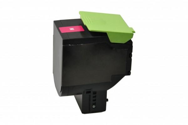 MSE Premium Farb-Toner für Lexmark CS410 Magenta High Yield - kompatibel mit 70C2HM0